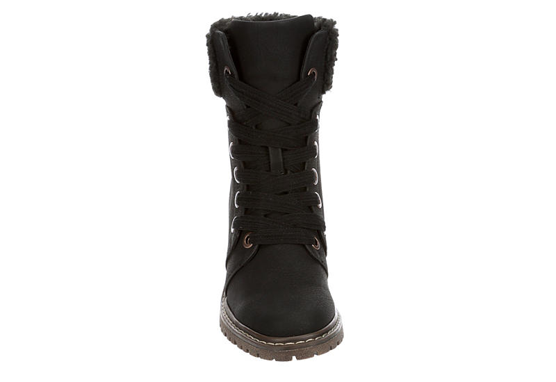 ROXY Womens Whitley - BLACK