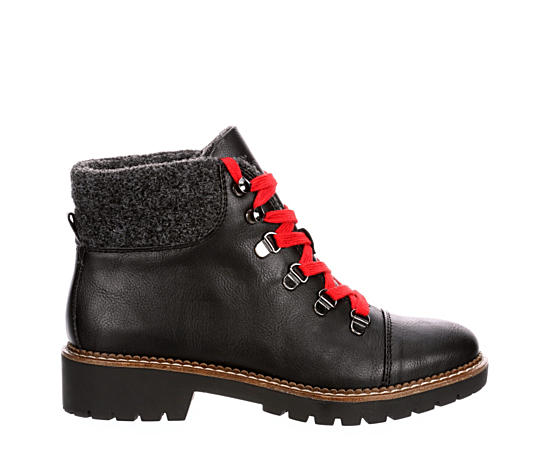 Womens Zane Combat Boot