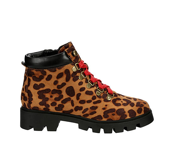 Womens Freakout Combat Boot