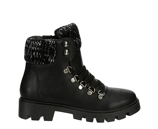 Womens Frio Combat Boot
