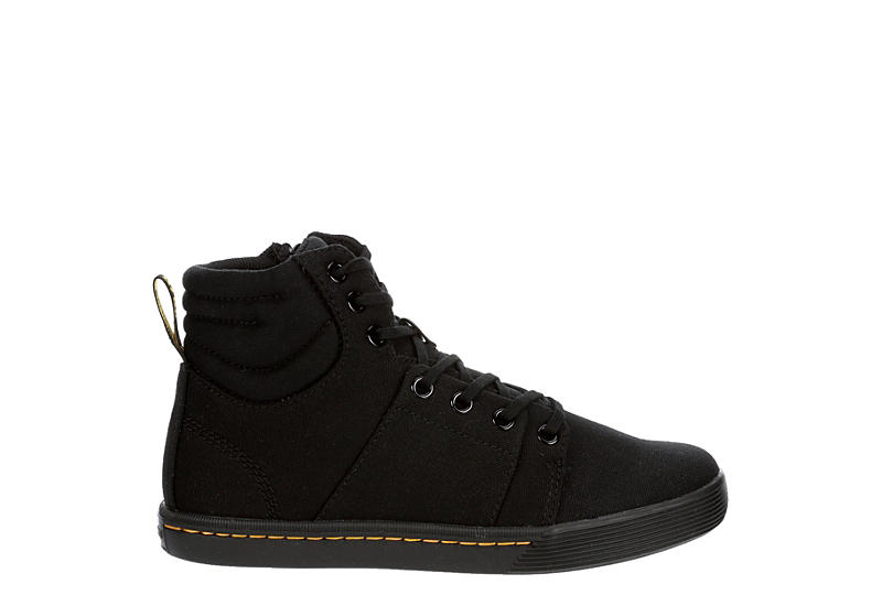 DR.MARTENS Womens Rozarya Lace-up Boot - BLACK