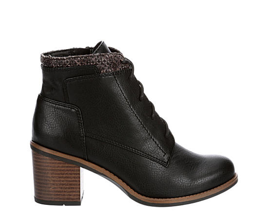 Womens Desmen Lace-up Boot