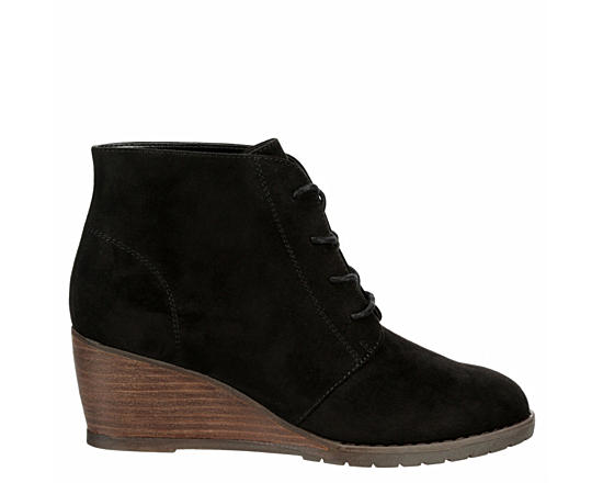 Womens Lillie Wedge Bootie