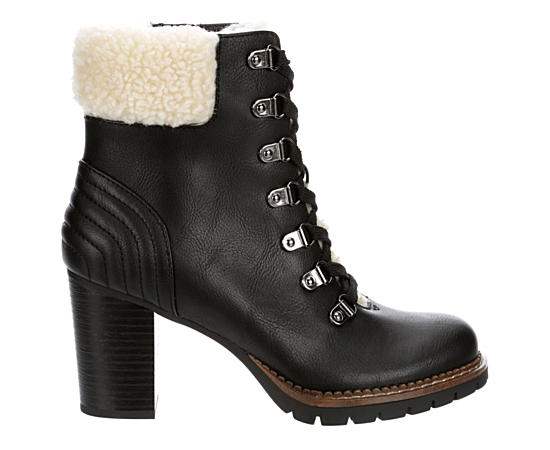 Womens Robyn Lace-up Boot