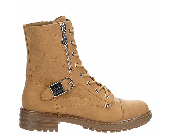 Womens Glastin Combat Boot