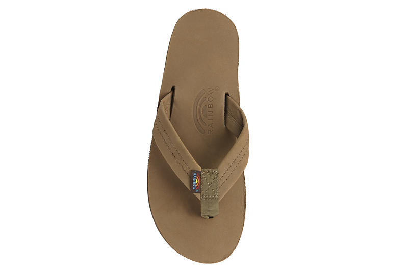 RAINBOW SANDALS Mens 301 Alts - BROWN