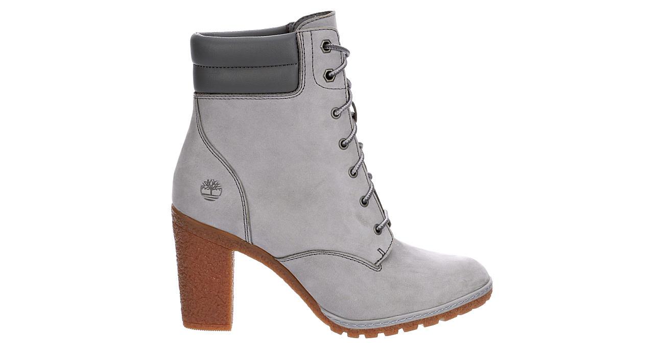 TIMBERLAND Womens Tillston Lace-up Boot - GREY