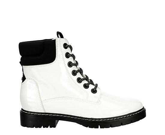 Womens Finn Combat Boot