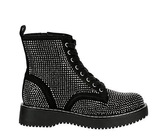 Womens Kurrt Combat Boot
