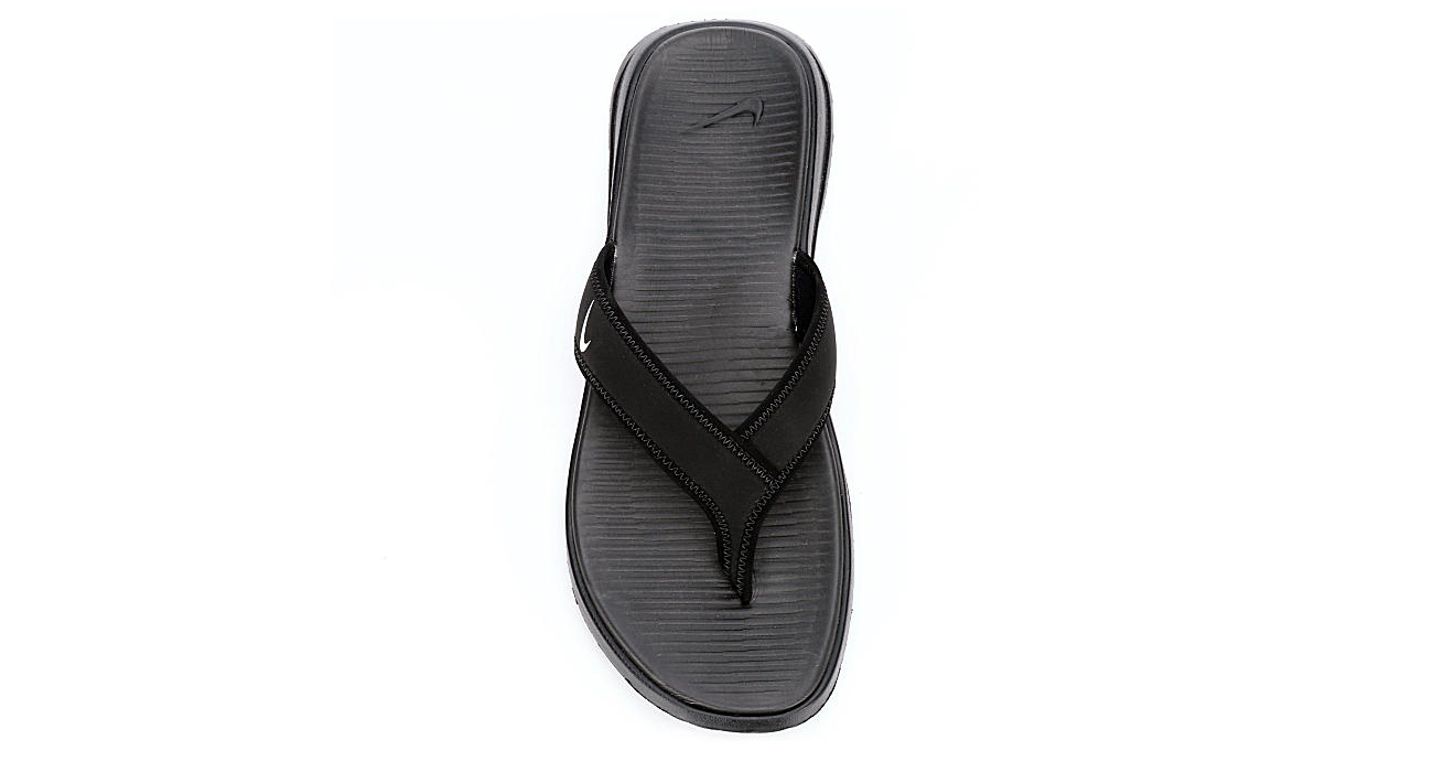 116bf73e9c9941 Nike Mens Ult Celso Thong - Black