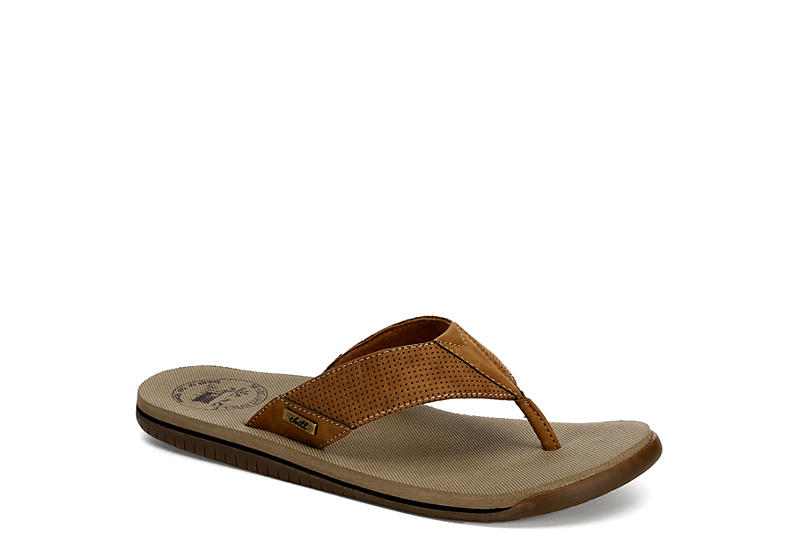 MARGARITAVILLE Mens Cabana - TAN