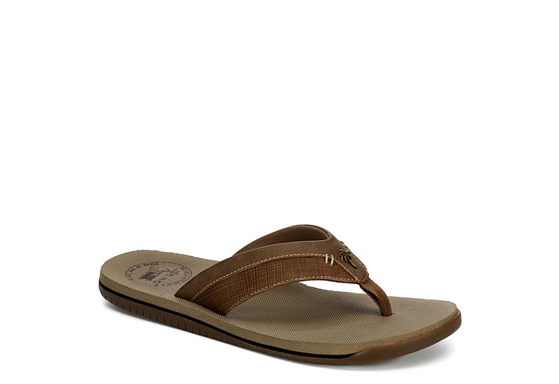 MARGARITAVILLE Mens Harborside - TAN