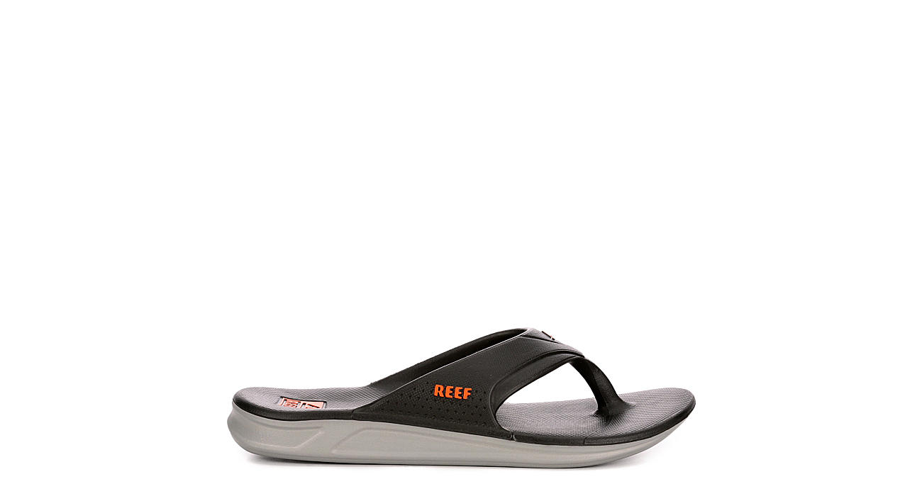 767cb4dc0e615 Black Reef Mens Reef One | Sandals | Rack Room Shoes