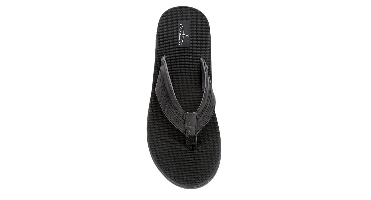 BLUEFIN Mens North Shore - BLACK