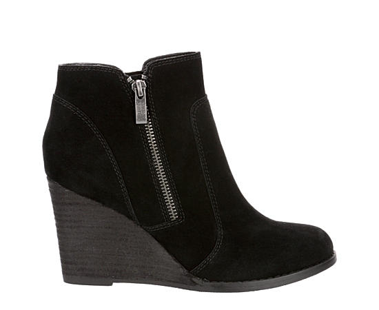 Womens Annie Wedge Bootie