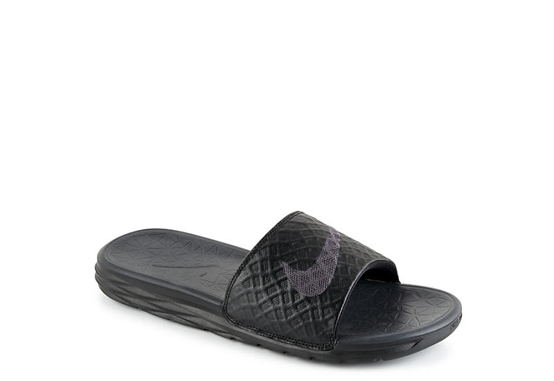 Nike Mens Benassi Solarsoft 2. $34.99. BLACK