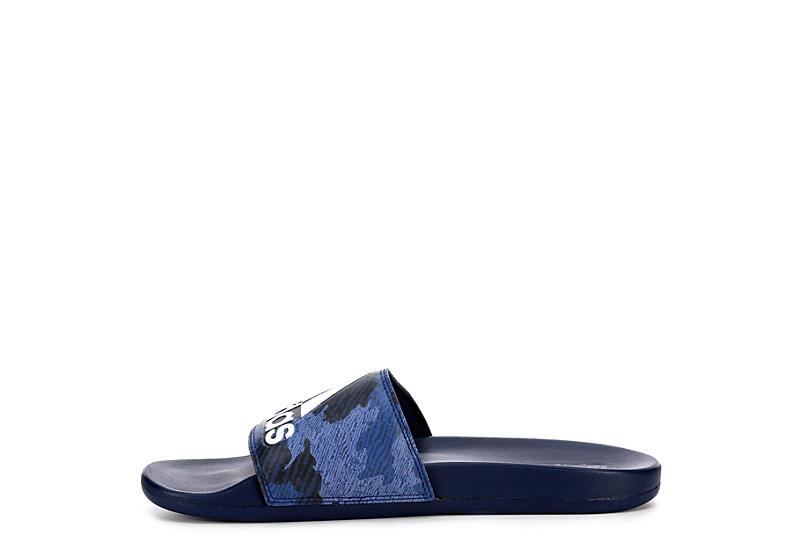 ADIDAS Mens Adilette Comfort - BLUE