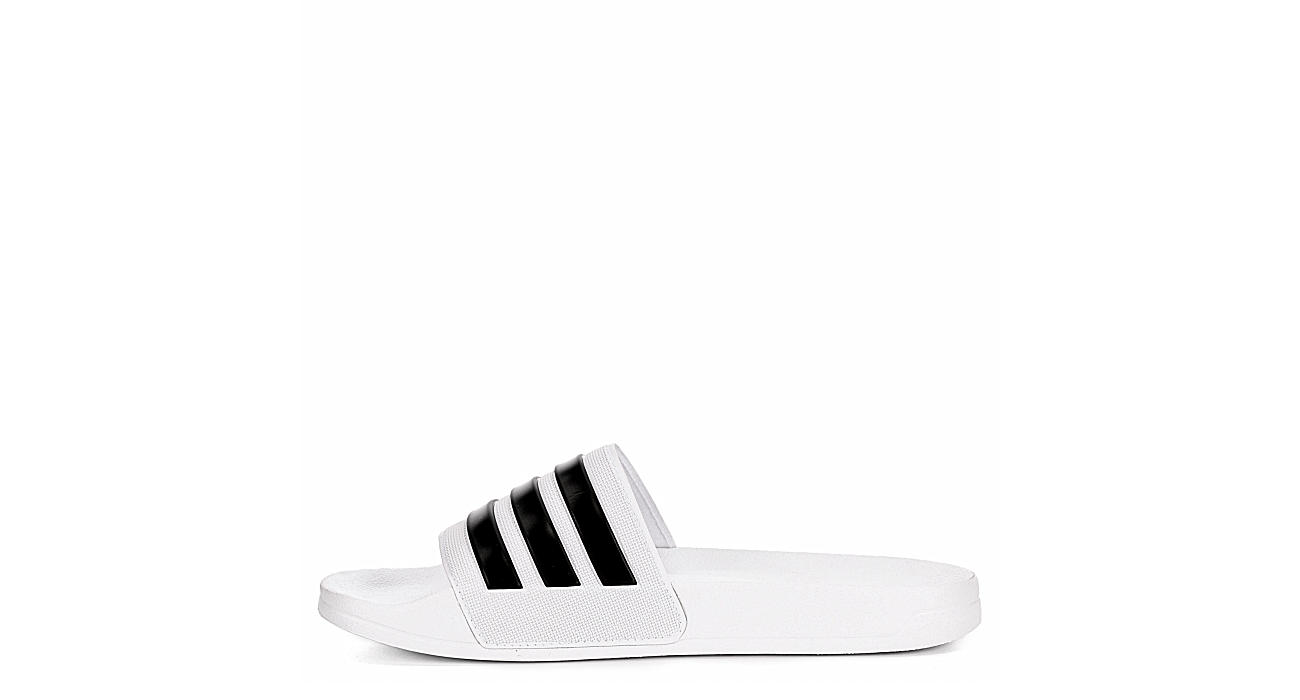 ADIDAS Mens Adilette Shower - WHITE
