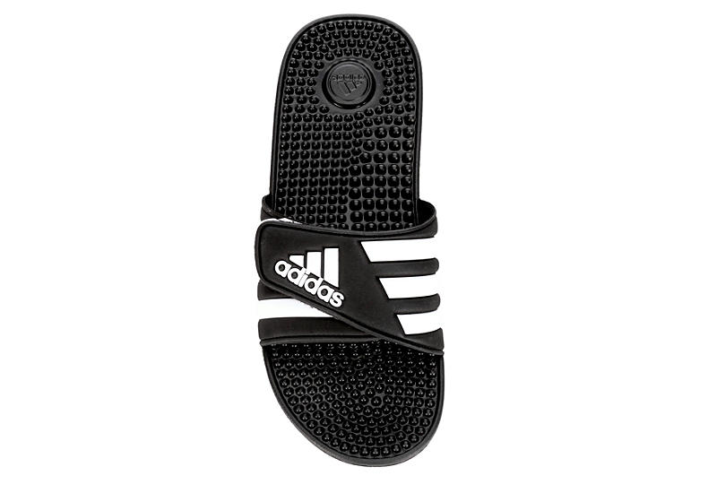 ADIDAS Mens Adissage - BLACK