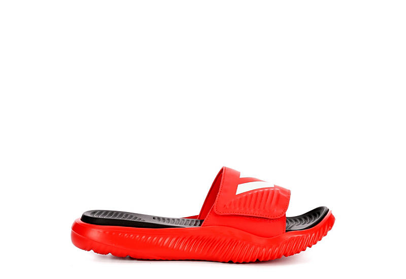 ADIDAS Mens Alphabounce - RED