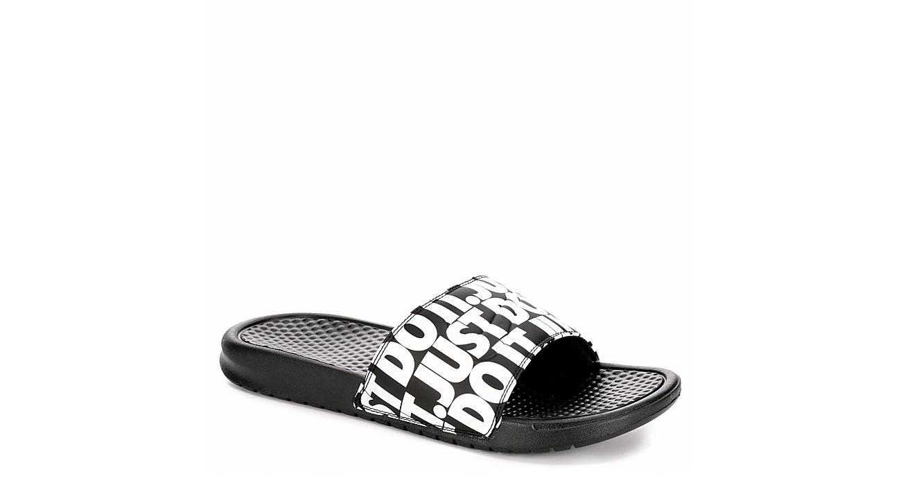 5b34daae508e Nike Mens Benassi Jdi Print - Black
