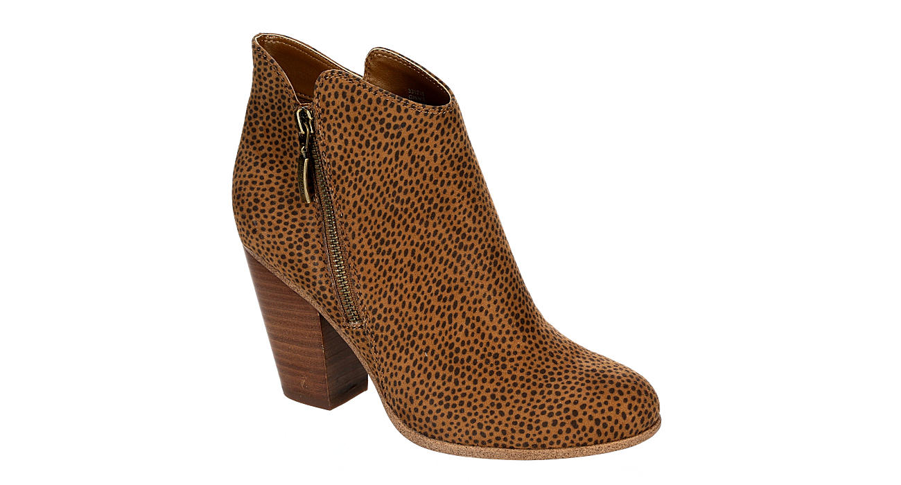 MICHAEL BY MICHAEL SHANNON Womens Ginnie Boot - LEOPARD