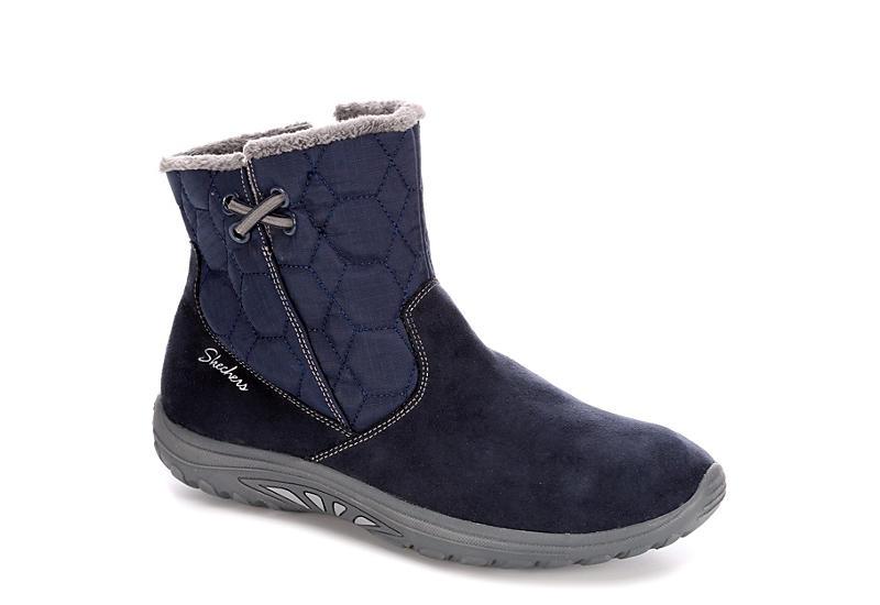 skechers pink boots
