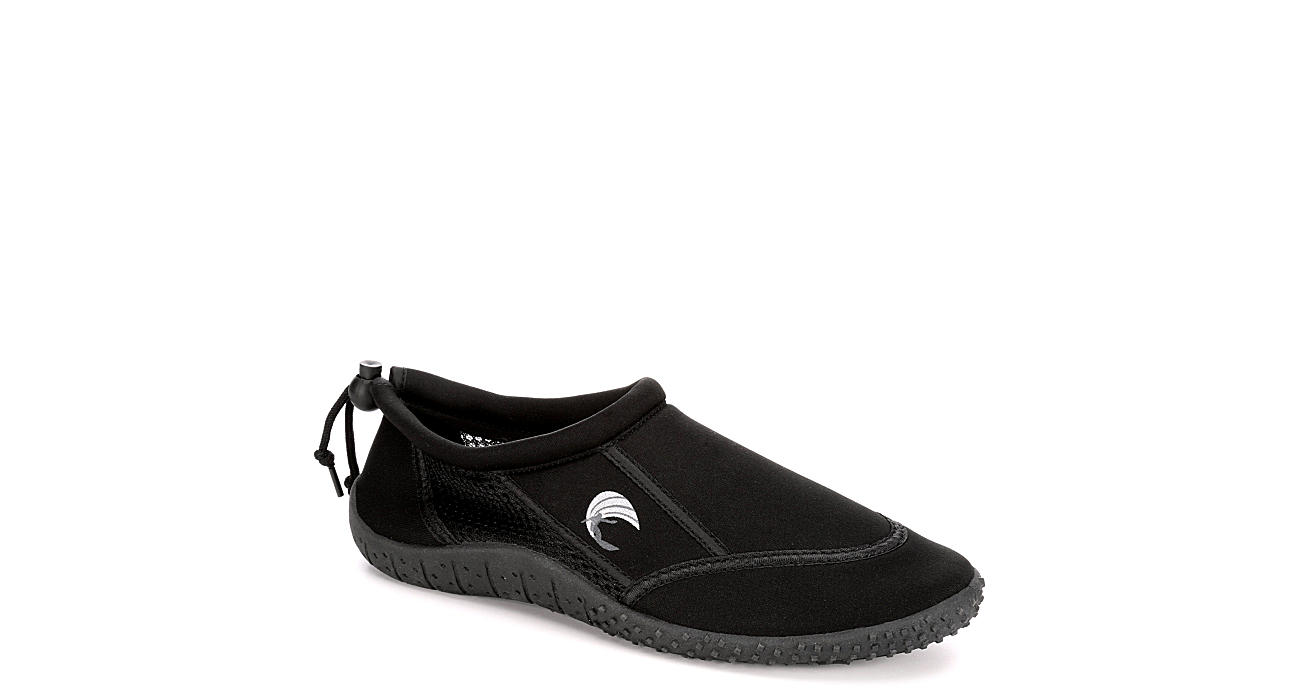 ISLAND SURF Mens Splash - BLACK