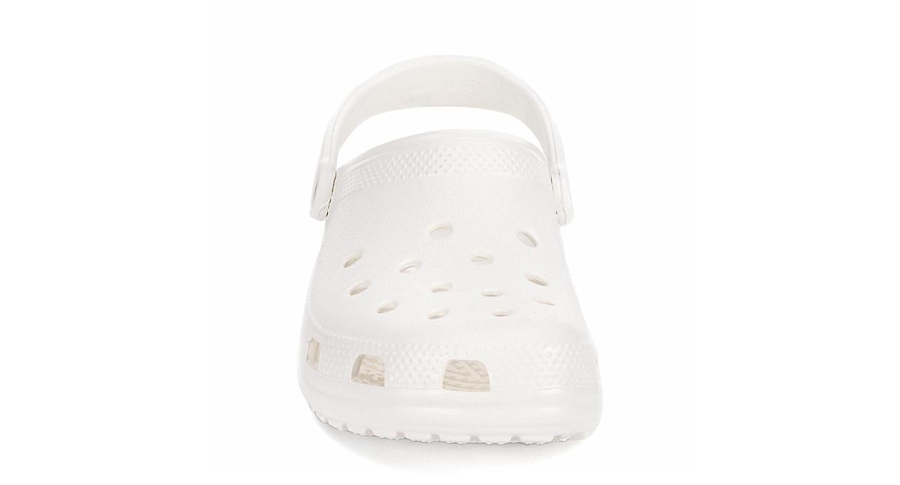 CROCS Mens Classic Clog - WHITE