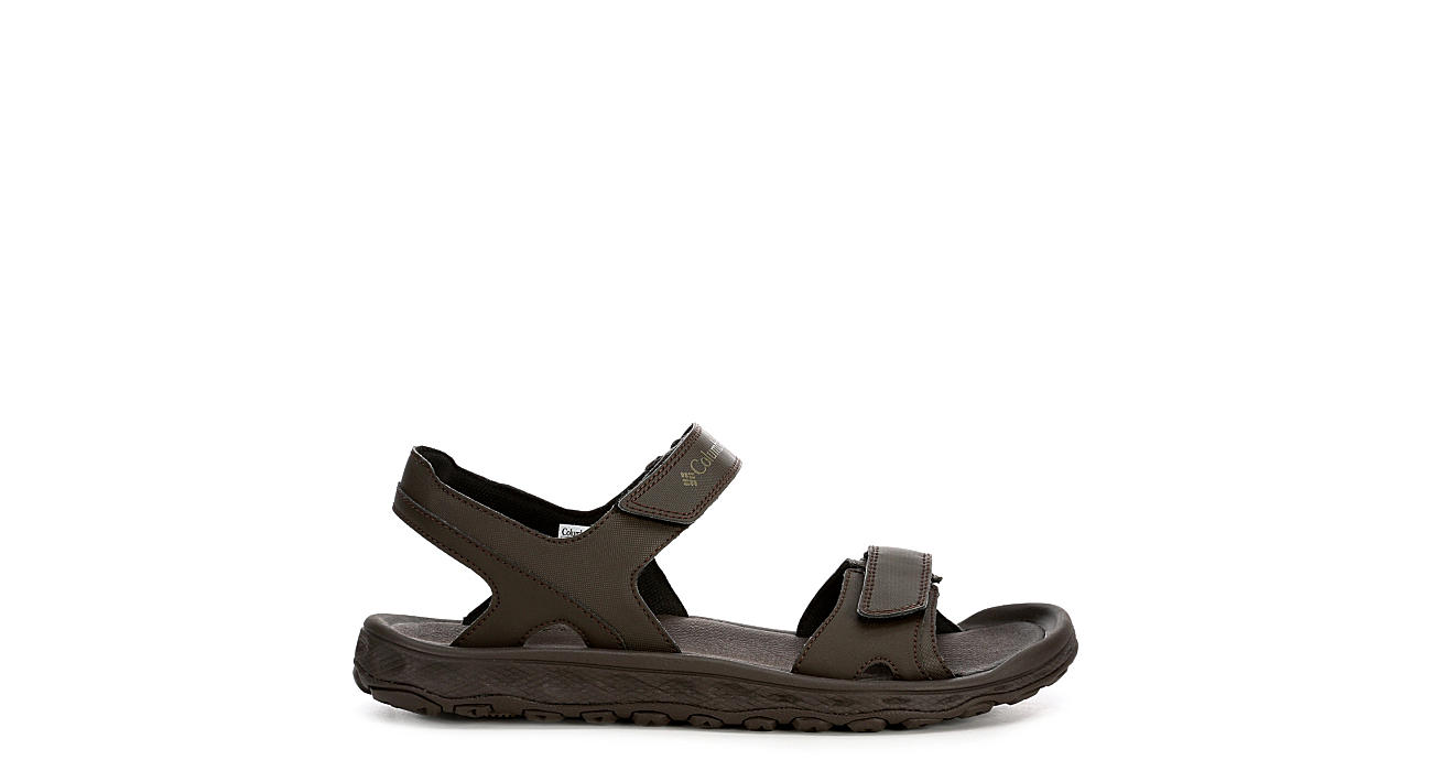 COLUMBIA Mens Buxton 2 Strap - BROWN