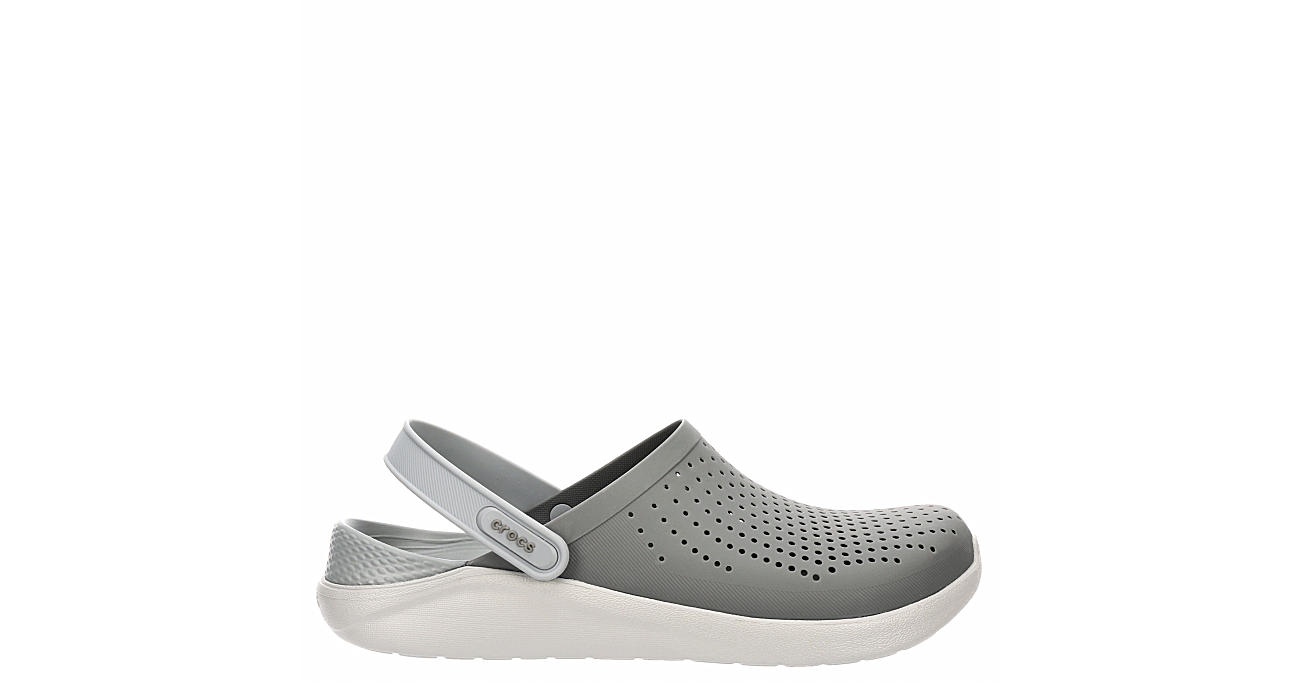 CROCS Mens Literide Clog - GREY