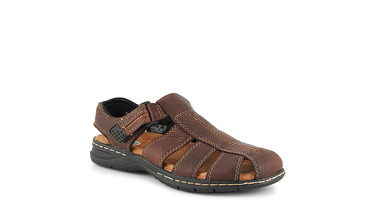 DR. SCHOLL'S Mens Gaston - BROWN