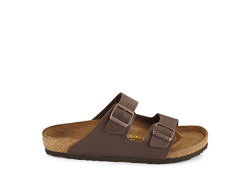 BIRKENSTOCK Mens Arizona - BROWN