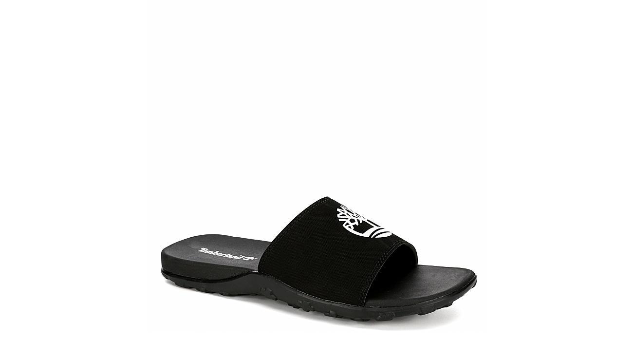TIMBERLAND Mens Fells Slide - BLACK