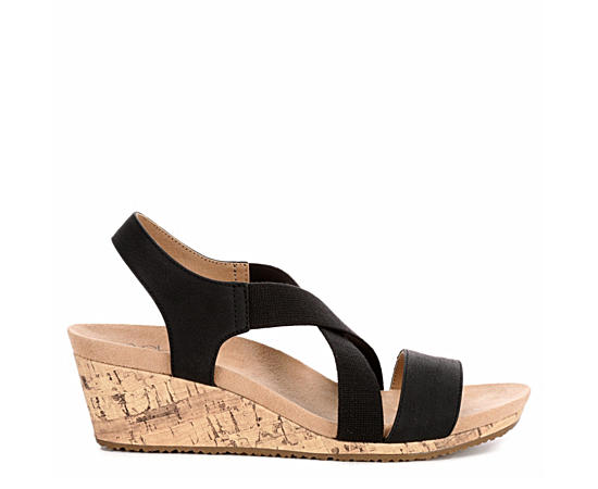 Womens Mexico Wedge Sandal
