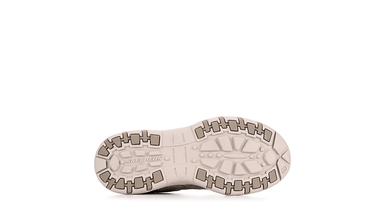 SKECHERS Mens Moseco - TAUPE