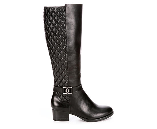 Womens Elise Wide Calf Riding Boot