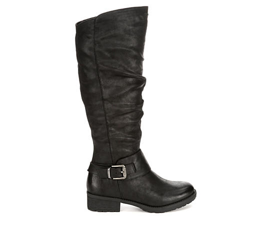 Womens Cassie Wide Calf Tall Boot