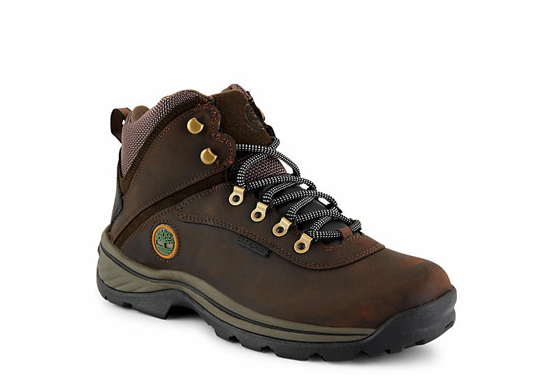 7ee0b66e7caa Brown Timberland White Ledge Men s Hiking Boots