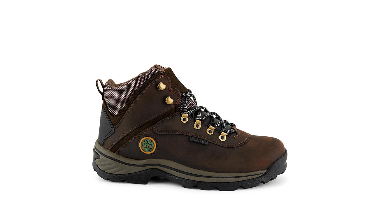 e3a6d7695b9d09 Brown Timberland White Ledge Men's Hiking Boots | Rack Room Shoes