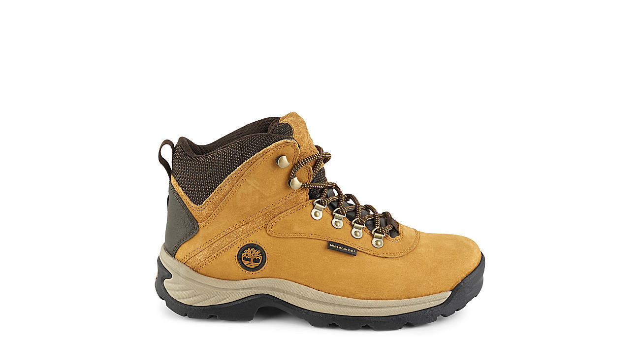 d6d35a10997b66 Tan Timberland White Ledge Men's Hiking Boots | Rack Room Shoes