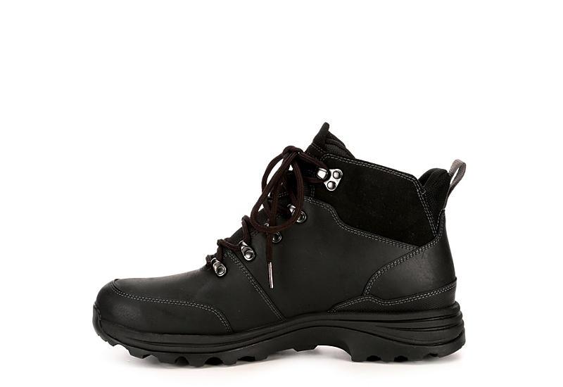 Black Rockport Mens Xcs Mudguard Boots Rack Room Shoes
