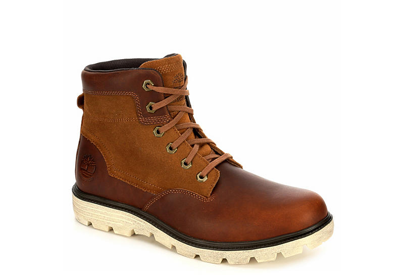 TIMBERLAND Mens Walden Park - BROWN