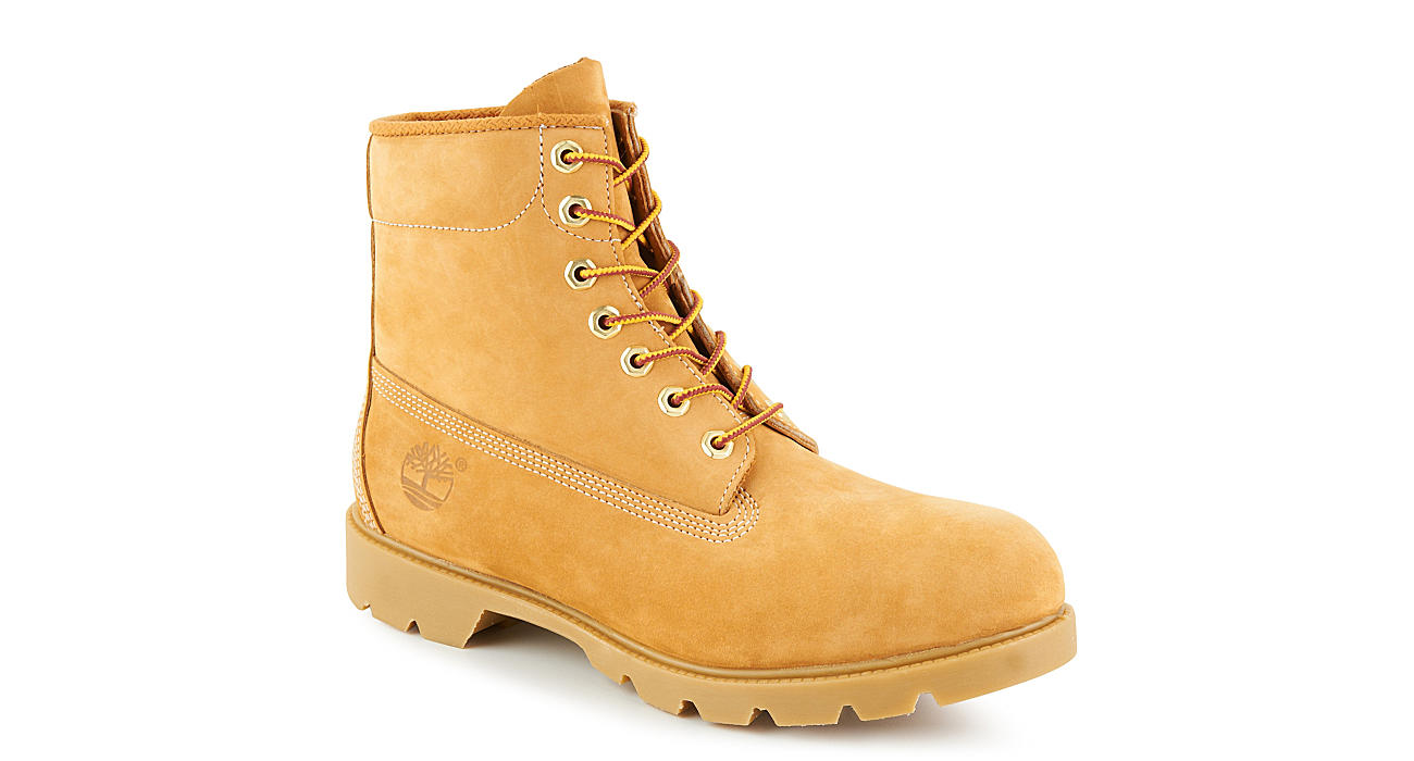 TIMBERLAND Mens 6 In Basic - TAN