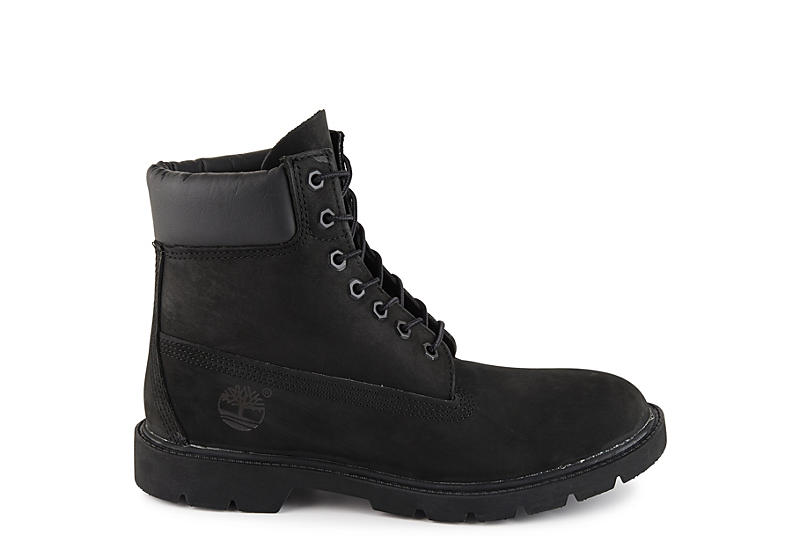 TIMBERLAND Mens Padded Collar - BLACK