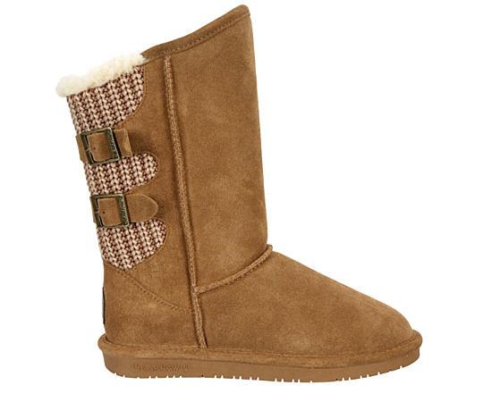 Womens Boshie Fur Boot