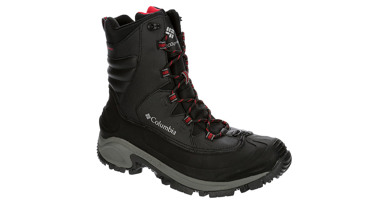 COLUMBIA Mens Bugaboot 3 - BLACK