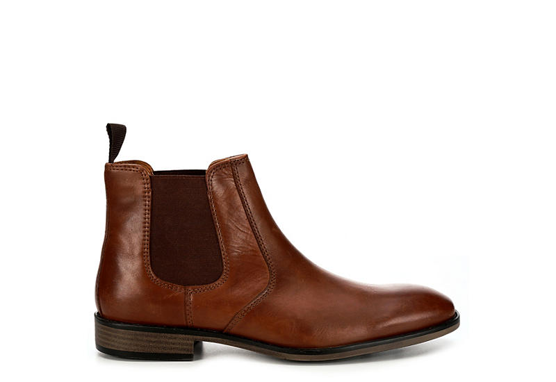 FRANCO FORTINI Mens Trevor - BROWN