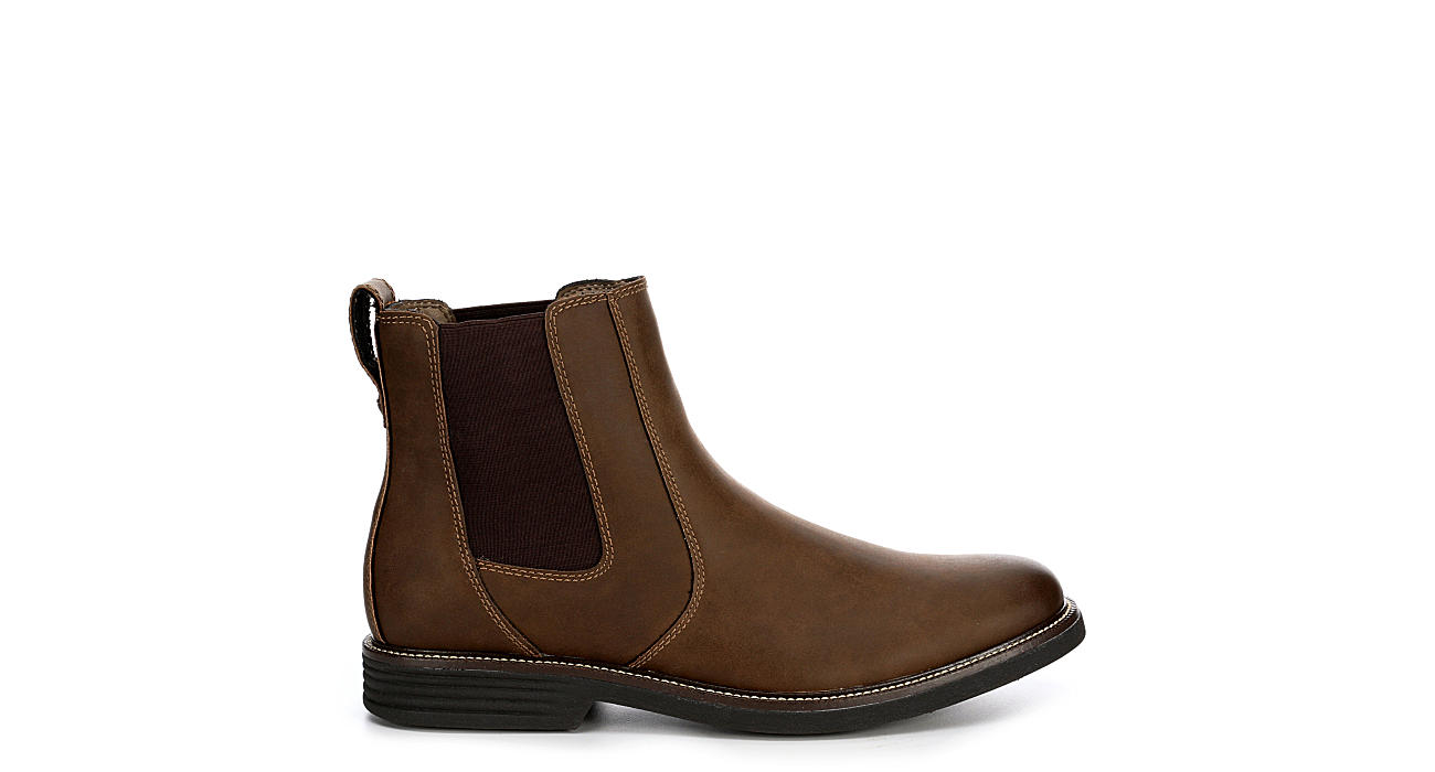 DOCKERS Mens Langford - BROWN