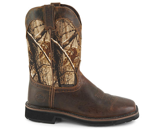Men S Western Boots Men S Cowboy Boots Rack Room Shoes